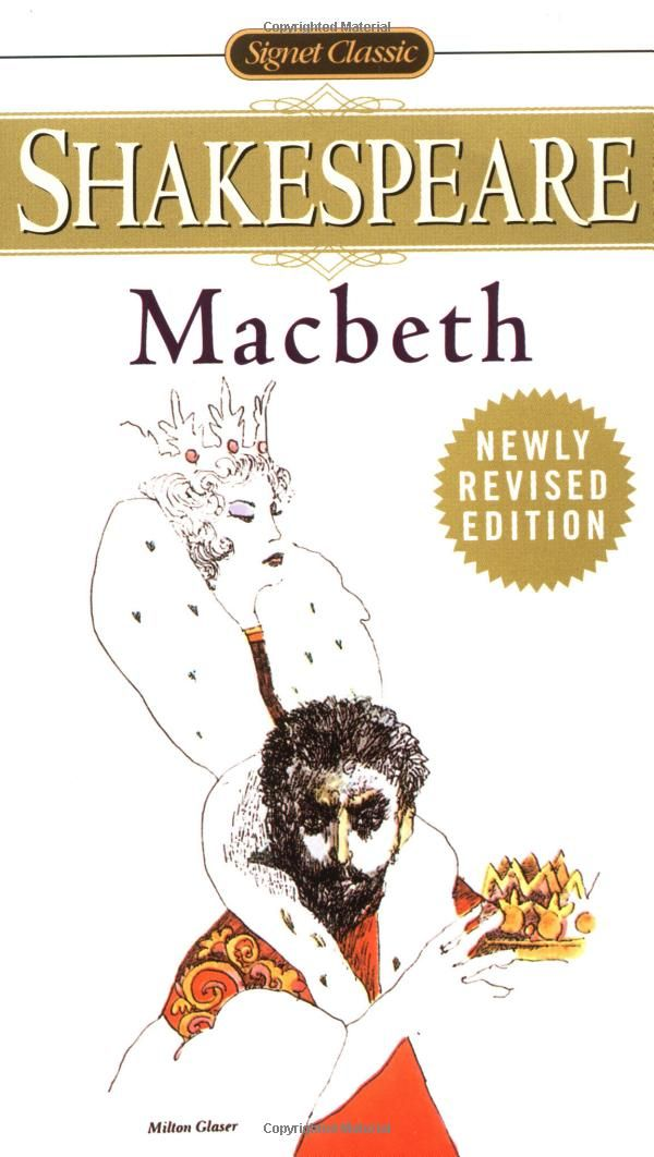 best shakespeare tragedies macbeth images  macbeth signet classics by william shakespeare