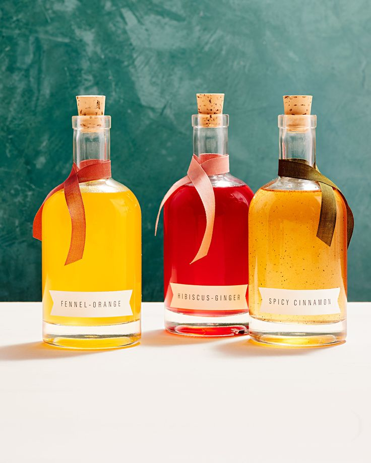 Spicy Cinnamon Syrup Holiday Drink Recipe | Martha Stewart Living — A pinch of cayenne pepper adds just the right amount of heat in this fragrant cocktail syrup made with cinnamon, cardamom, and vanilla beans.