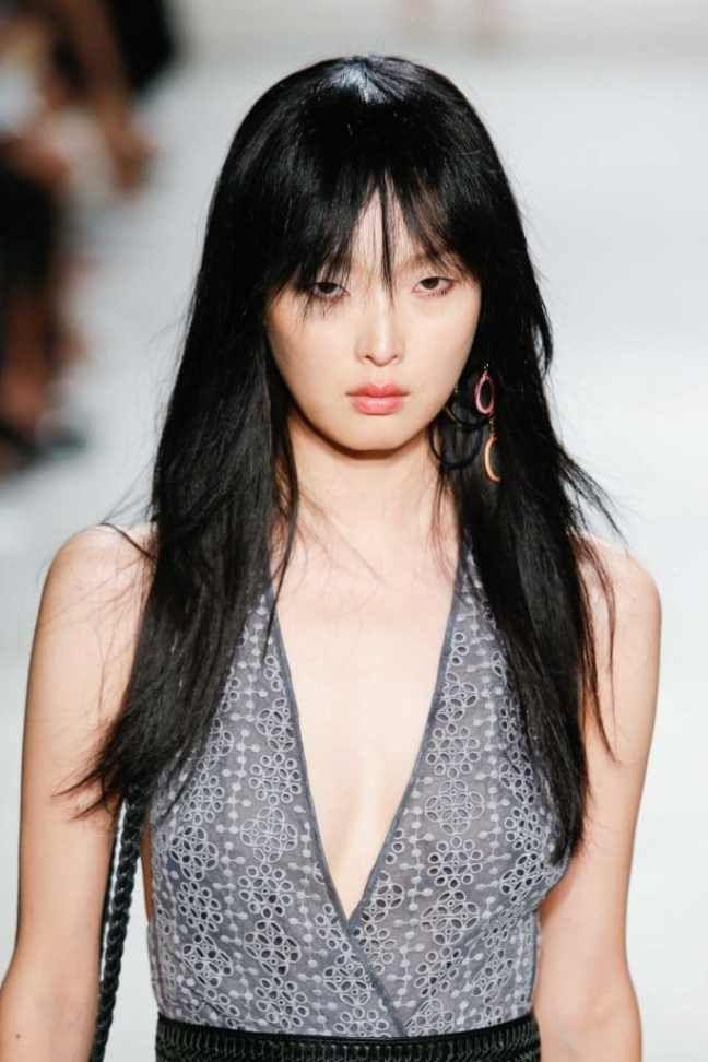 fabulous korean hairstyles female
