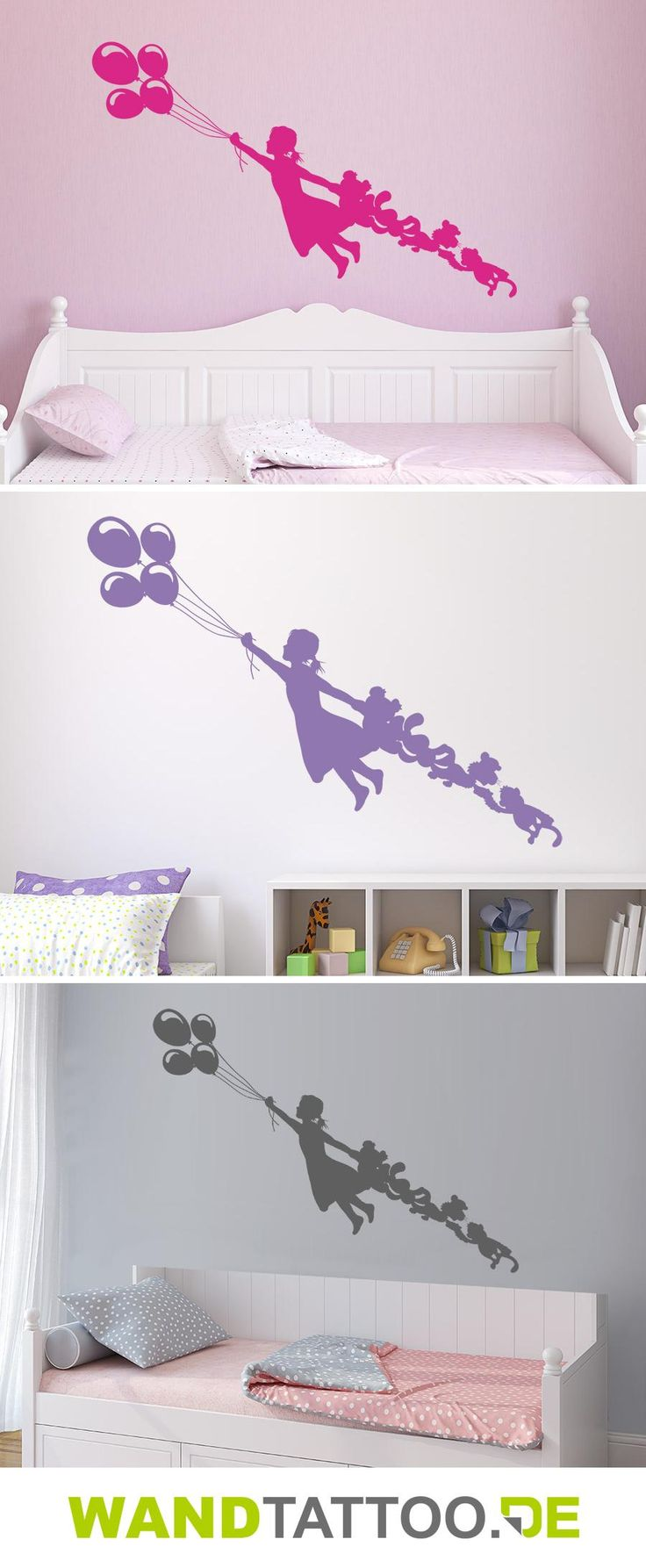 25 best ideas about wandtattoo m dchen on pinterest wandtattoo kinderzimmer wandtattoo. Black Bedroom Furniture Sets. Home Design Ideas