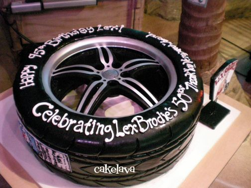 Tyre company's 50th