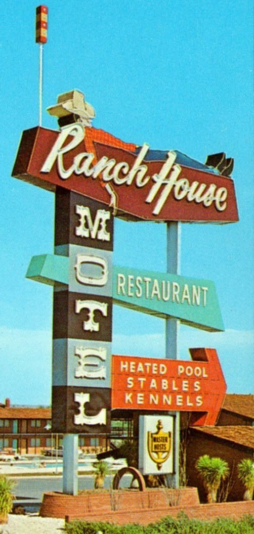 Motel  In Sweetwater Texas