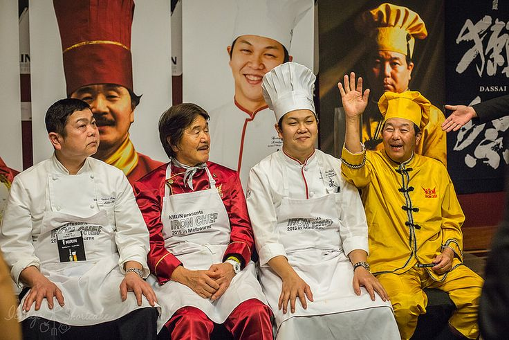 Iron Chef Dinner 2015   Ichigo Shortcake