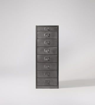 Greenford, Chest Of Drawers, Iron