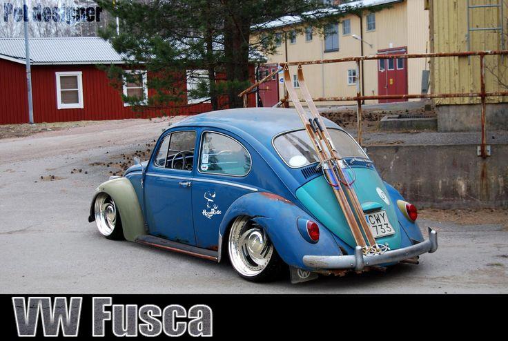 Volkswagen Beetle Rat Look Google Search Air Cooled