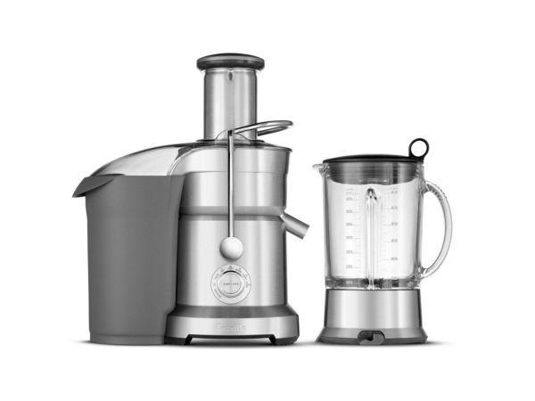 Breville Juice and Blend - Breville's bevy of beautiful appliances is all about giving cooking and coffee enthusiasts more reasons to love being in the kitchen. Throw in some sleek design, and it's even easier to fall for the simple, strong and user friendly collection of countertop favourites.