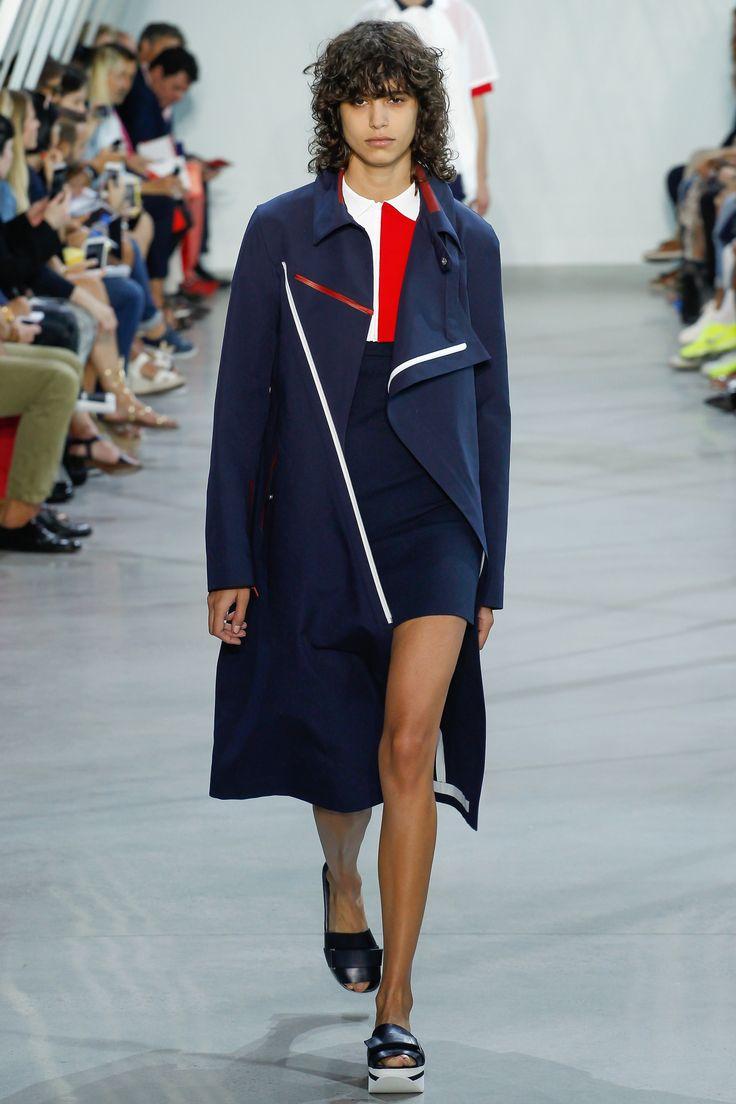 Shop Lacoste on AMAZE: http://on.amz.az/1IK8LkT  Lacoste Spring 2016 Ready-to-Wear Fashion Show - Vanessa Moody