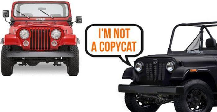 Mahindra To Jeep Your Case Has No Merit Fiat Jeep Fiat