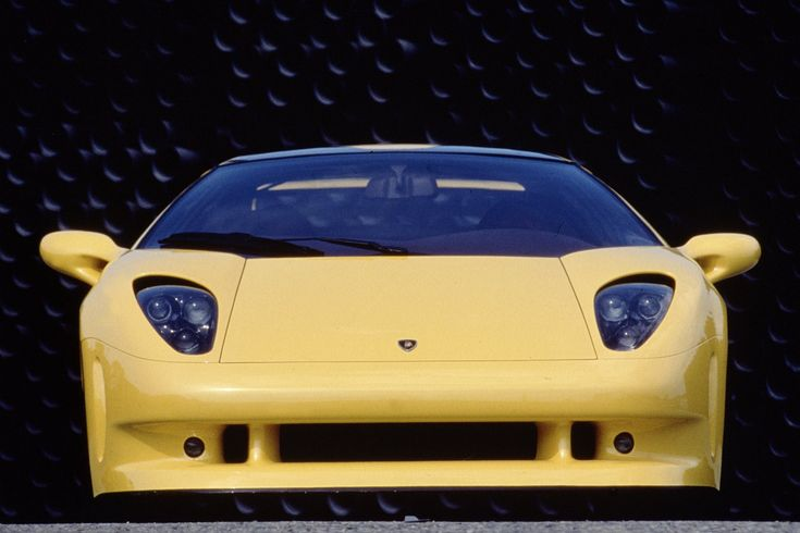 Lamborghini Cala (ItalDesign), 1995