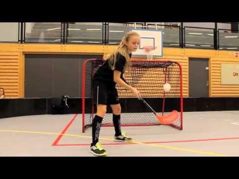 Floorball Tricks - YouTube