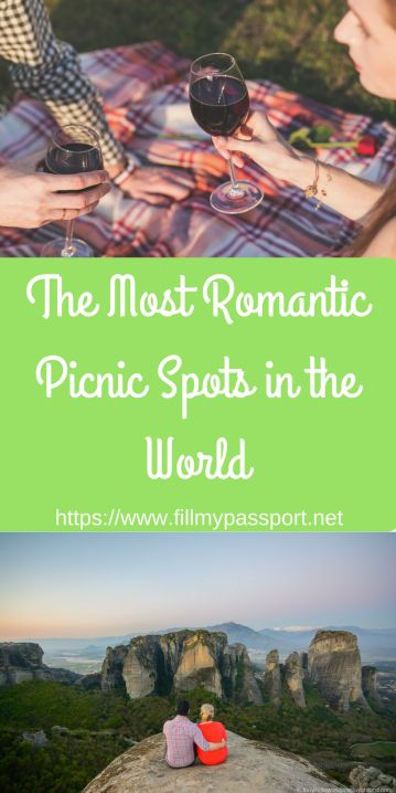 The Most Romantic Picnic Spots in the World