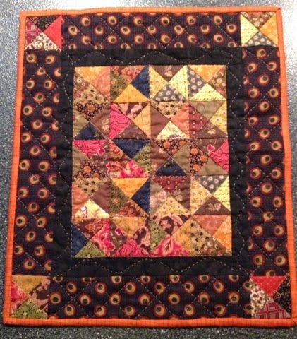 Humble Quilts: doll quilts