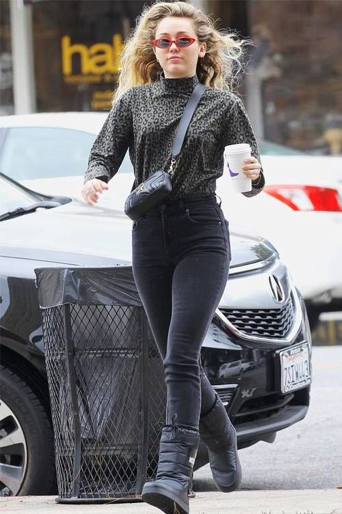 Celebrities Wearing High Street Fashion