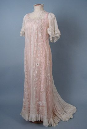 86 best Edwardian Dressing Gowns, Tea Gowns and Nightclothes: 1900 ...