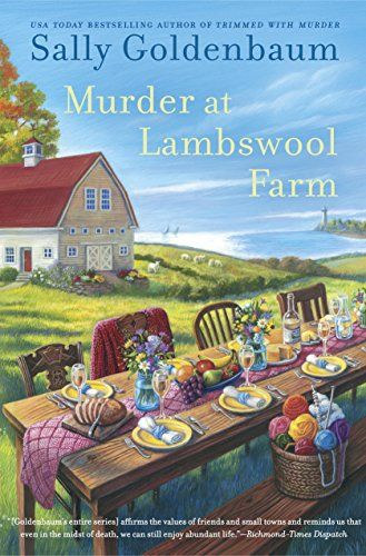 Murder at Lambswool Farm: A Seaside Knitters Mystery by Sally Goldenbaum http://www.amazon.com/dp/B013Q70DCS/ref=cm_sw_r_pi_dp_Z1qnwb1VAGE3D