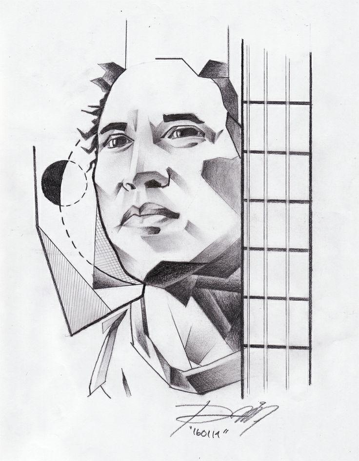"iwan fals, cubism, drawing cubism drawing, black and grey, portrait, portrait drawing By Riki Indrajid ""Blind Tattoo"" Surabaya-Indonesia,Tlpn :+6281944886620/+6282227773828,Pin BB:2A991C1B,@riki_blind,riki.chelenk@gmail.com http://facebook.com/riki.indrajid16-http://rikiindrajid.tumblr.com"