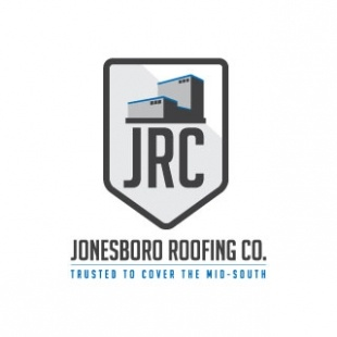 Building A Logo That Fits A Roofing Leader   Jonesboro Roofing Company  (JRC) | Inferno | Pinterest | Roofing Companies, Logos And Logo Ideas