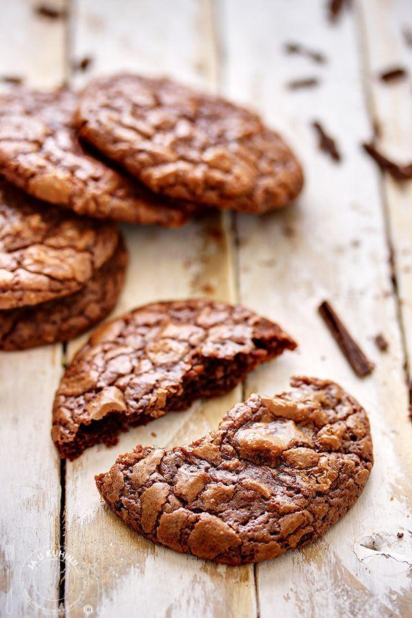 fudgy chocolate chocolate cookies christmas forward fudgy chocolate ...
