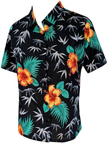 ISLAND HAWAII TOPS RELAXED FIT BASIC WOMEN'S Casual SWIM SHIRT 1767 Orange L. Do YOU want blouse in other colors Like Red | Pink | Orange | Violet | Purple | Yellow | Green | Turquoise | Blue | Teal | Black | Grey | White | Maroon | Brown | Mustard | Navy ,Please click on BRAND NAME LA LEELA above TITLE OR Search for LA LEELA in Search Bar of Amazon To get COMFORTABLE FIT and Right SIZE FOR YOU, request you to view SIZE CHART See LA LEELA's SIZE IMAGE in Product Image on the left. SAVE MONEY…