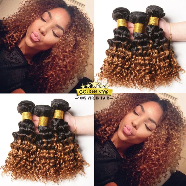 Find More Human Hair Extensions Information About 8a Ombre