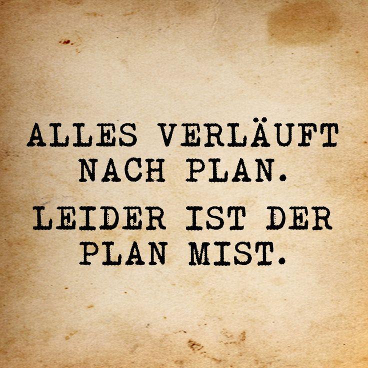 nach Plan