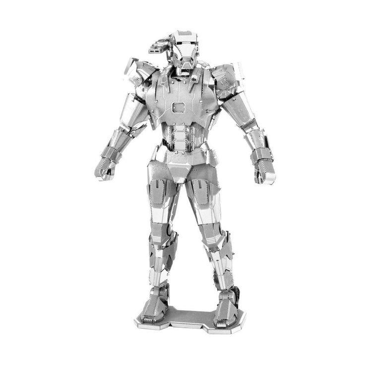 Fascinations Metal Earth 3D Laser Cut Models - Super Heroes
