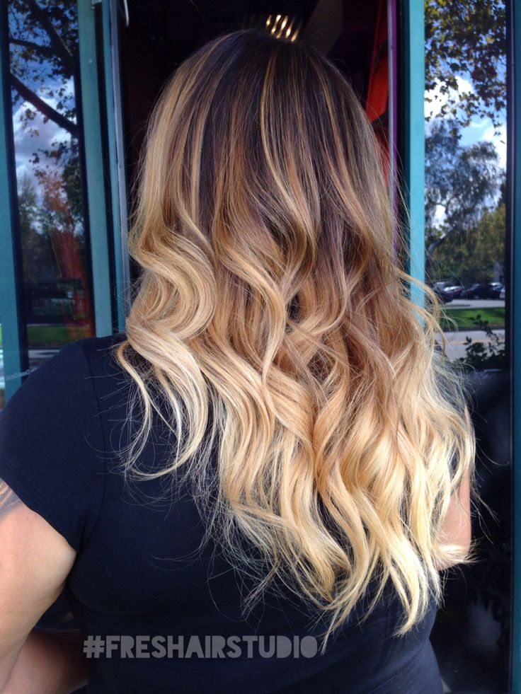 1000 Ideas About Blonde Caramel Highlights On Pinterest