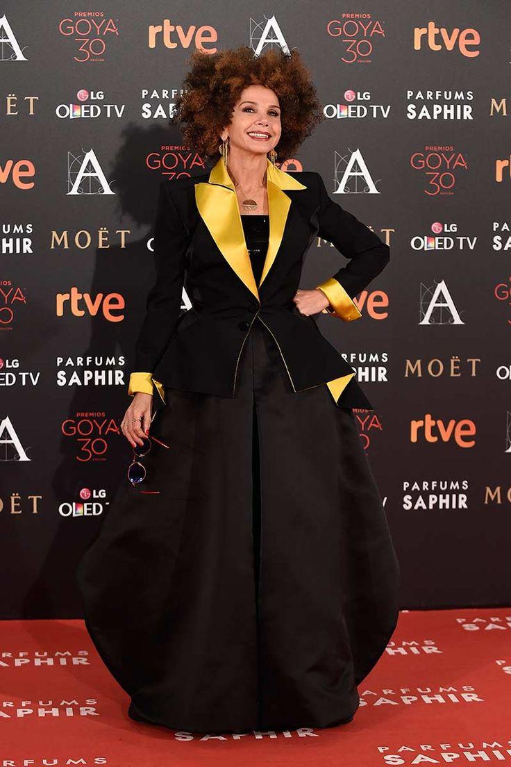Victoria Abril Design: Jean Paul Gaultier