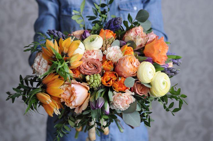 Весенний букет / Spring flowers