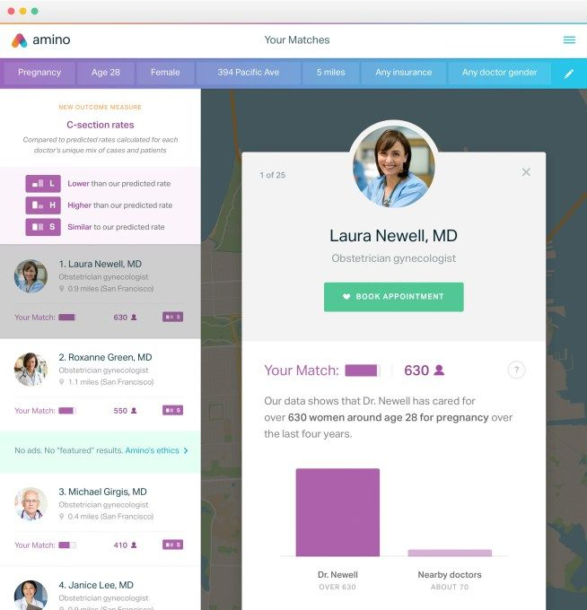 Amino Launches A Consumer Healthcare Search Platform Backed By $19.4M From Accel CRV Others