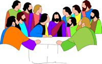 Maundy Thursday -- Easter Customs and Traditions -- whyeaster?com