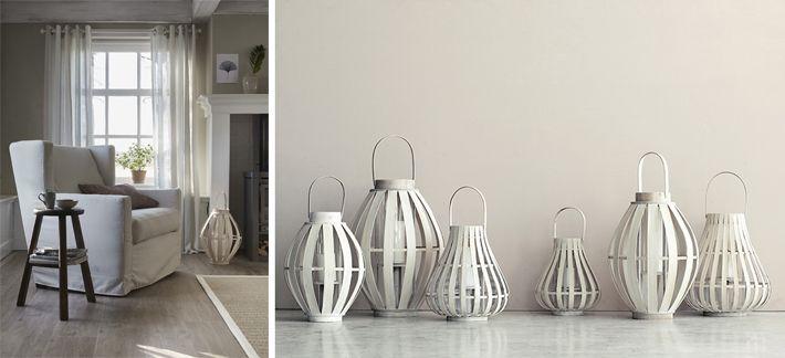 Styling tip voor slaapkamer,kamer of tuin met lantaarns   Woonstudio Boon in Spanbroek bij Hoorn, De Goorn