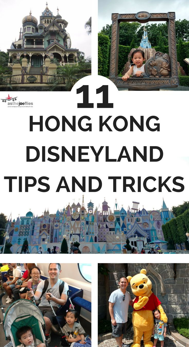 Visiting Hong Kong? Disney fan? Here are 11 Hong Kong Disneyland tips and tricks to help you make the most of your HK Disney visit!