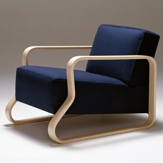 17 best ideas about modern armchair on pinterest for Alvar aalto chaise lounge