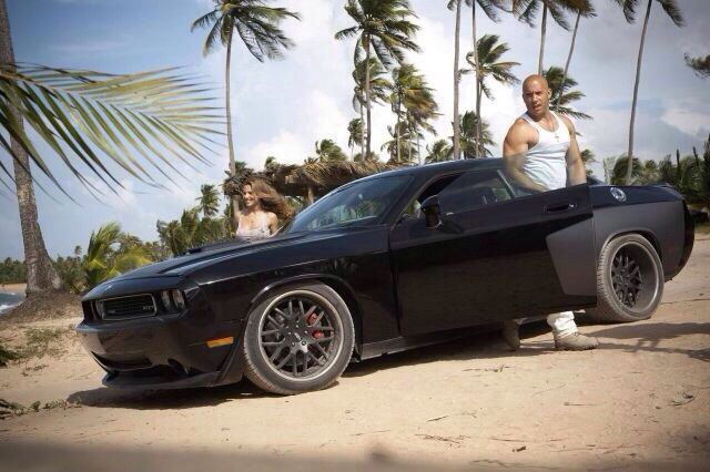 Fast And Furious American Muscle Dodge Challenger Auto S