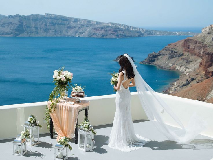 Brinda's wedding in Canaves Suites, Oia
