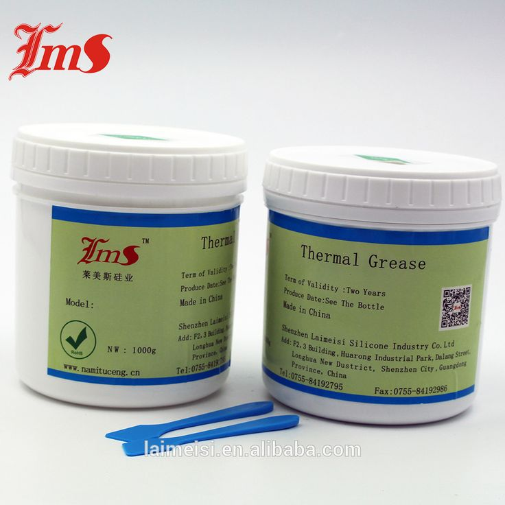 Check out this product on Alibaba.com App:Gray Silicone Grease Thermal Conductive Paste for Cpu LED pcb https://m.alibaba.com/3UzyYf
