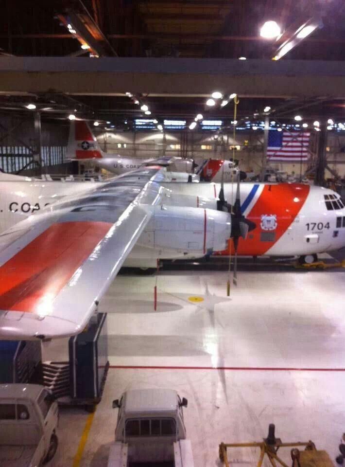U.S. Coast Guard C-130 - Airsta Kodiak, AK
