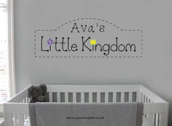 Personalised Vinyl Cut Ben And Hollys Little Kingdom Custom Logo Choose  From 1 Of 3 Standard Part 51