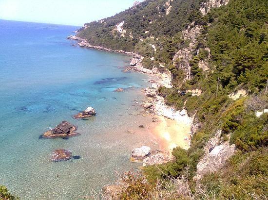 Mirtiotissa Beach