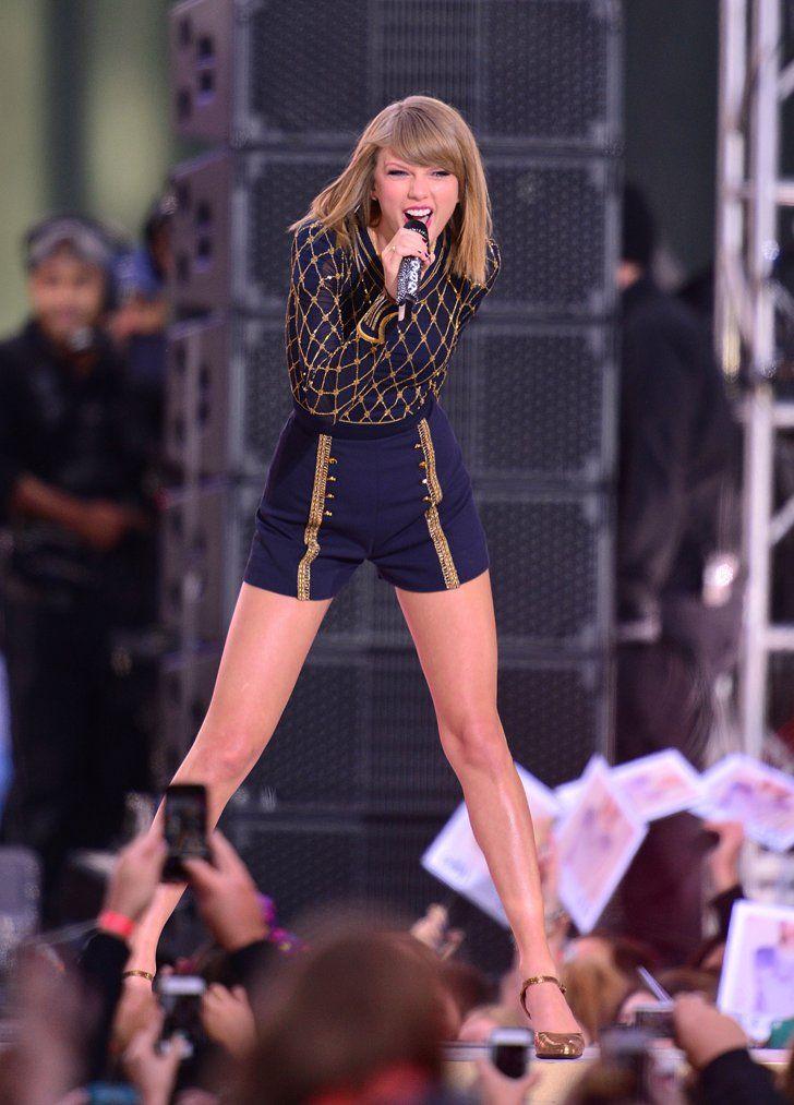 Pin for Later: Taylor Swift Retire Toute sa Musique de Spotify