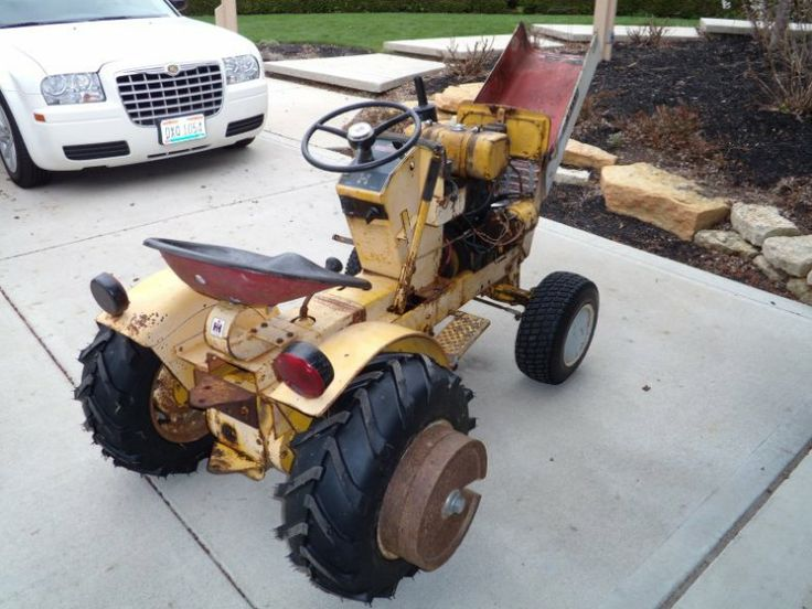 Cub Cadet Pulling Tractor Clutch : Best images about ih cub cadet on pinterest