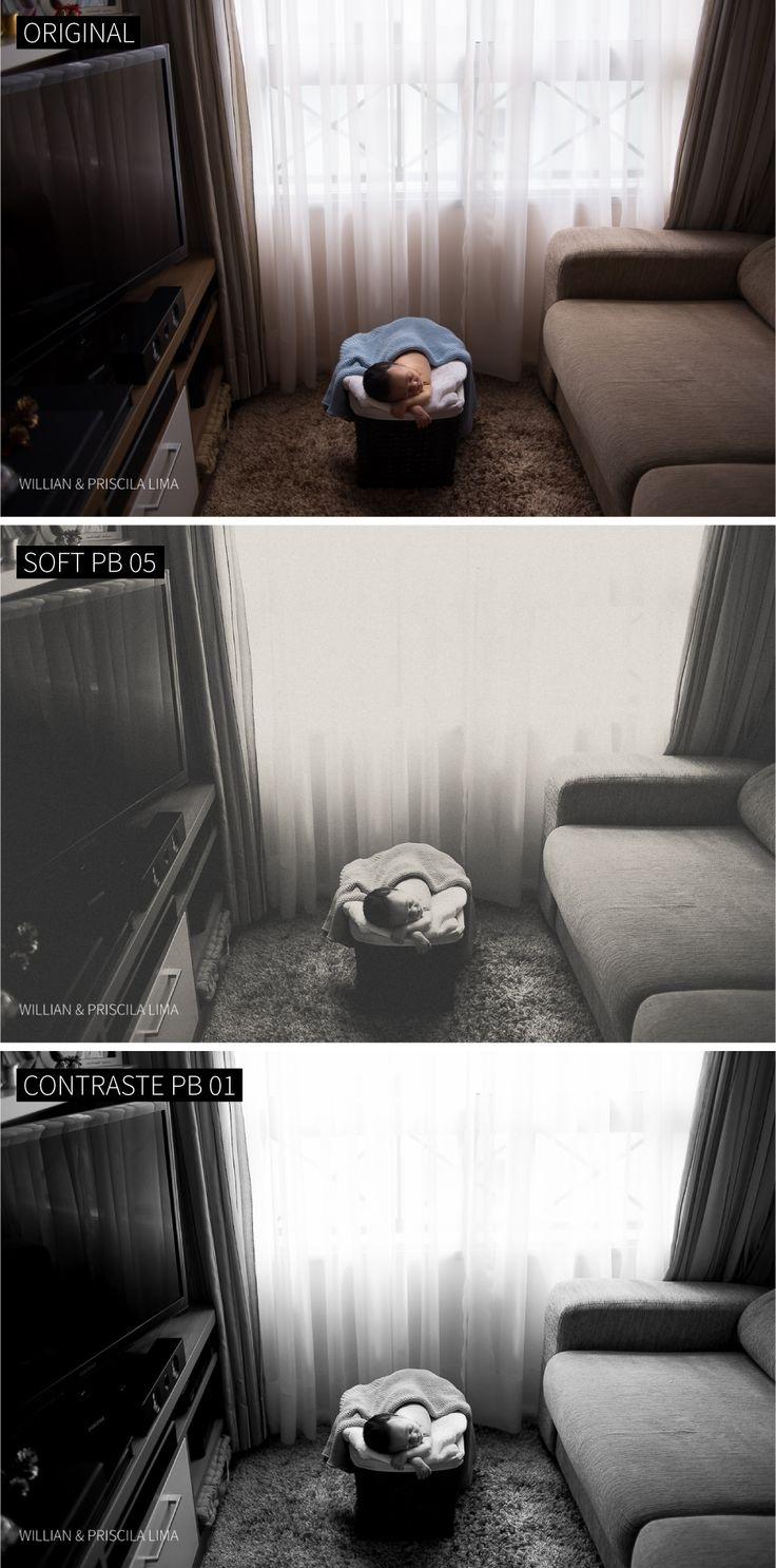 Coleção de Presets para Lightroom desenvolvidos especialmente para Fotógrafos de NewBorn
