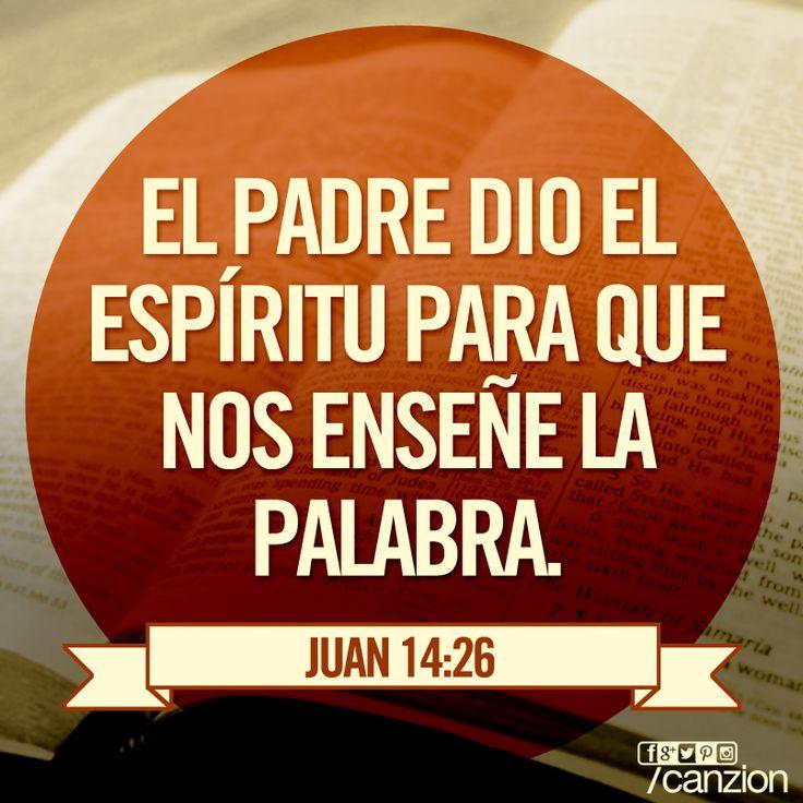 «Sin embargo, cuando el Padre envíe al Abogado Defensor como mi representante —es decir, al Espíritu Santo—, él les enseñará todo y les recordará cada cosa que les he dicho». —Juan 14:26