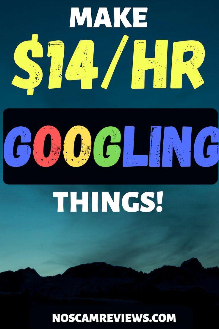 So verdienen Sie Geld von zu Hause aus Googeln Dinge! (14 USD pro Stunde) – #aus… – Geld machen