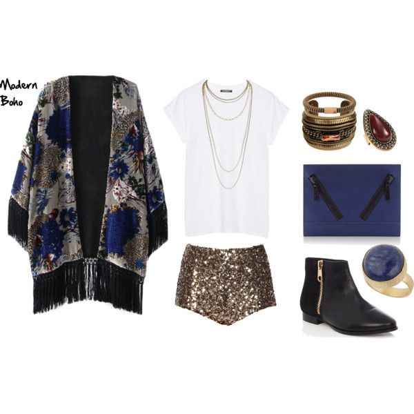 """Modern Boho"" by monikazajac on Polyvore"