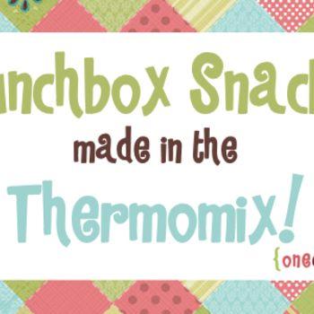 Lots of lunchbox ideas