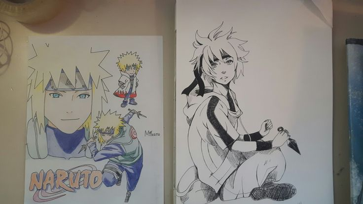 My old draw with new draw
