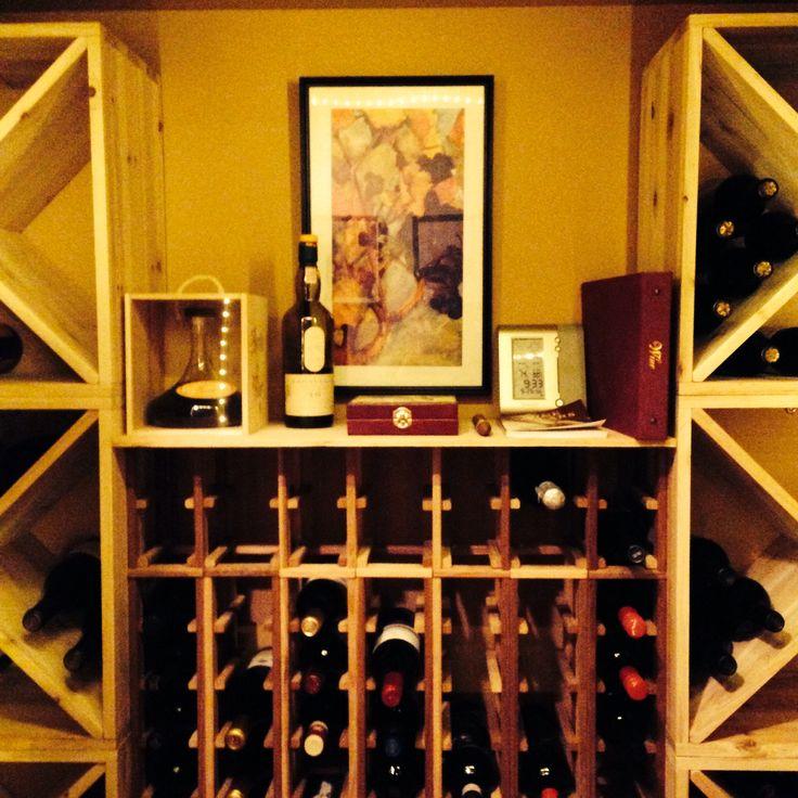 DIY Wine Cellar Part 98