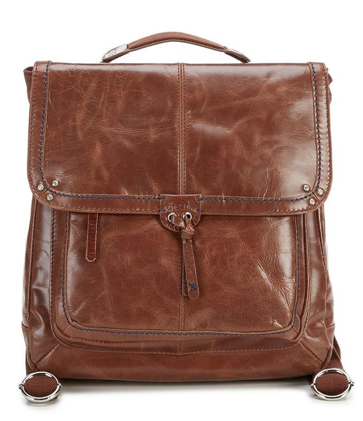 Teak:The Sak Ventura Messenger Backpack